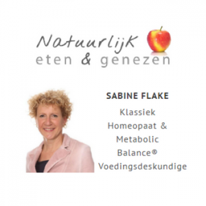 Homeopaat en voedingsdeskundige bij kinemax
